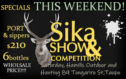 Picture of Sika Show Special - 6 Bottles + Sippers
